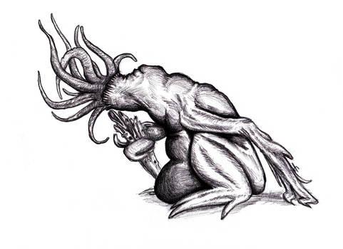 Lovecraft - Moon Beast