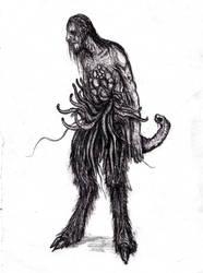 Lovecraft - Wilbur Whateley