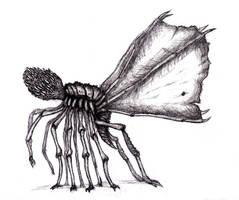 Lovecraft - Mi Go by KingOvRats