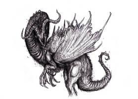 Masterton - Satan, Jabberwocky by KingOvRats