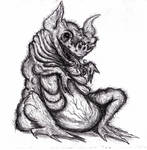 Cthulhu Mythos - Tsathoggua, Sleeper of N'kai