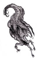 Lovecraft - Flying, Half-Polypous Race, Member