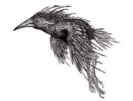 Stymphalian Bird by KingOvRats