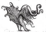 Lovecraft - Great Cthulhu/ Spawn of Cthulhu