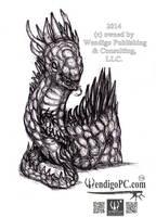 Snake Dragon for WendigoPC by KingOvRats