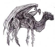 Conan - Natohk's Demon Steed by KingOvRats