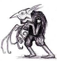 Dream Goblin Creature by KingOvRats