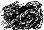 Ink Chaos Dragon