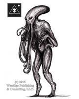 Lovecraftian Gray Alien for WendigoPC