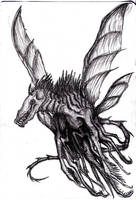 Insectoid Gargoyle by KingOvRats