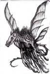 Insectoid Gargoyle