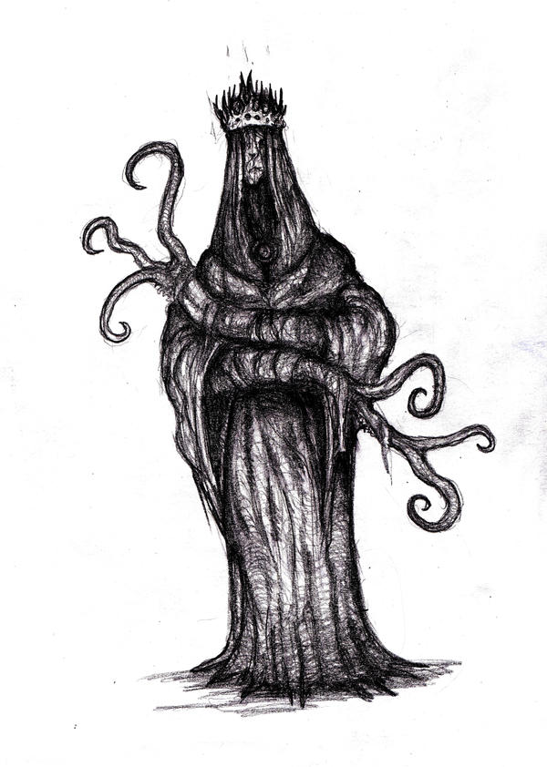Cthulhu Mythos King In Yellow By Kingovrats On Deviantart