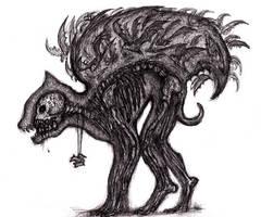 Lovecraft - Hound by KingOvRats