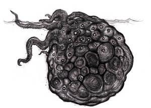 Lovecraft - Shoggoth, Aquatic