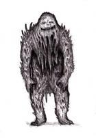 Giant, Ice Jotunn by KingOvRats
