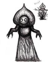 Flatwoods Monster, Alien by KingOvRats