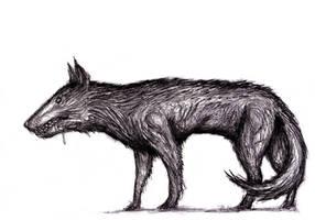 Fenris Wolf, Warg, Werewolf, Beast of Gevudan II by KingOvRats