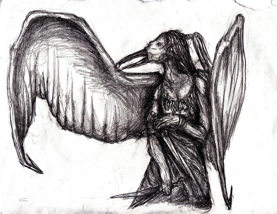 Garuda Ii By Kingovrats Deviantart