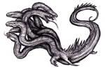 Lernean Hydra II by KingOvRats