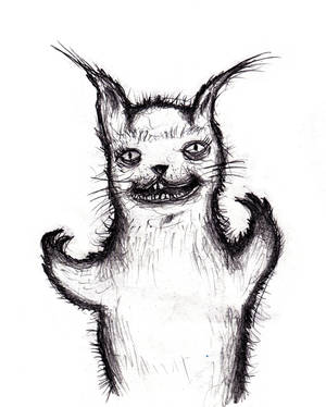 Teufel/ Maggie The Squirrel/ Wiewiorka Malgosia