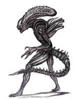 Alien, Mature by KingOvRats