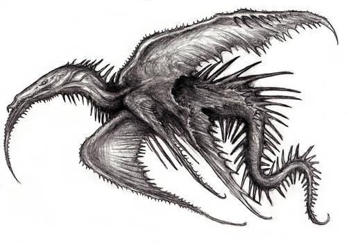 Jawblade, Thorn Vampire