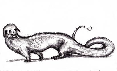 Poe - South Pole Creature II