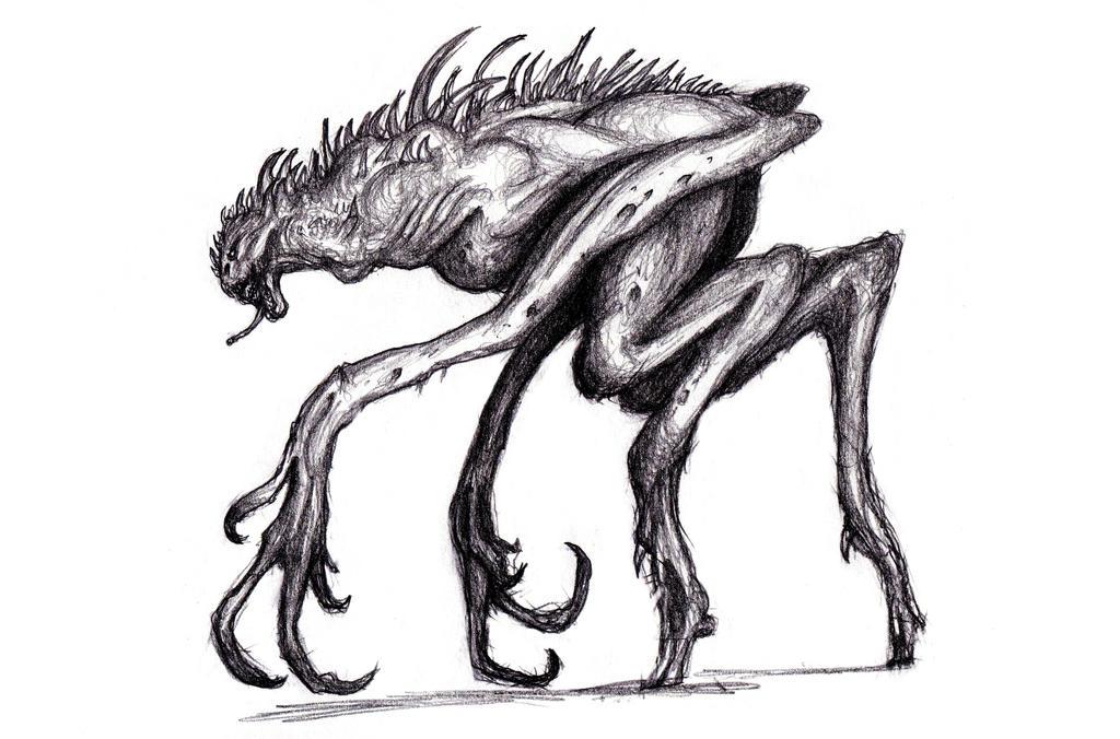 Lovecraft - Dimensional Shambler II