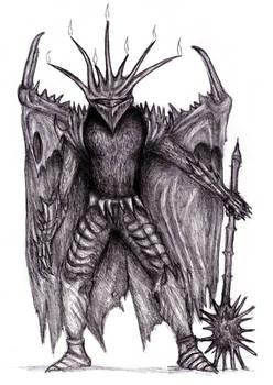 Smith - Thasaidon, God of Evil