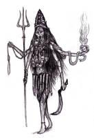 Maha Kali by KingOvRats