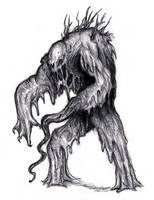 Swamp Monster by KingOvRats