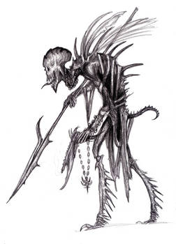 Insectoid Guard