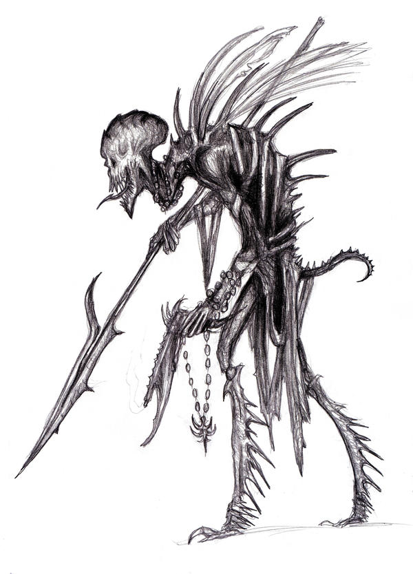 Insectoid Guard by KingOvRats on DeviantArt
