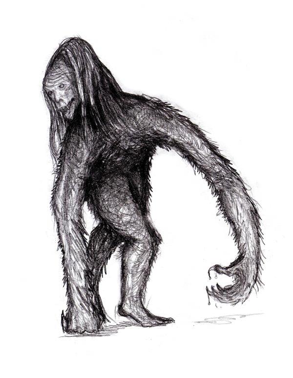 Lovecraft - Martense Descendant, Devolved Man by KingOvRats