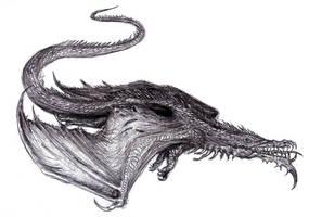 Dragon Pariah II by KingOvRats