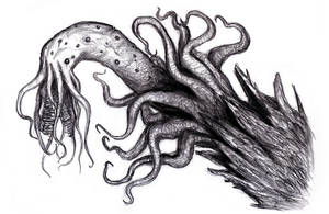 Dream Eldritch Polyp by KingOvRats