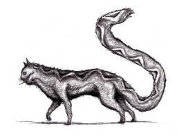 Snake-Cat Hybrid (Dream)