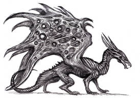 Heroes VI - Shadow Dragon by KingOvRats