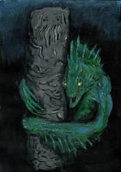 Dagon by KingOvRats