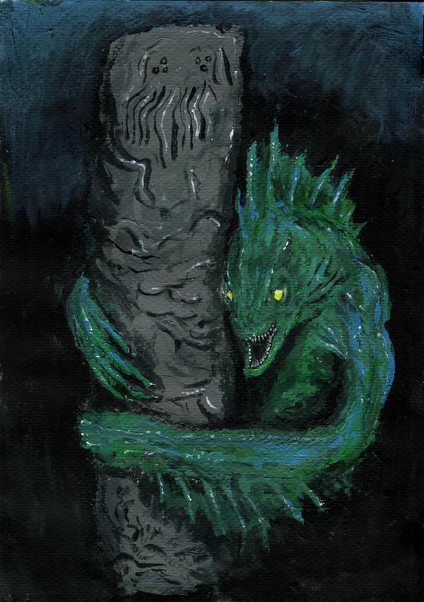 Dagon by KingOvRats on DeviantArt