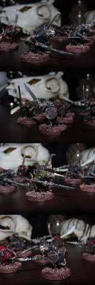 Warhammer - Skaven Clanrats I by KingOvRats