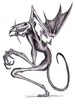 Fairy Catcher Imp