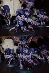 Warhammer 40K - Tyranid Hive Tyrant Guard