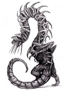 Eldritch Avatar, Second Form (Dream)