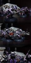 Warhammer 40K- Genestealer Cult Acolyte Hybrids II