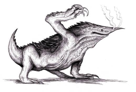 Reptile Kaiju