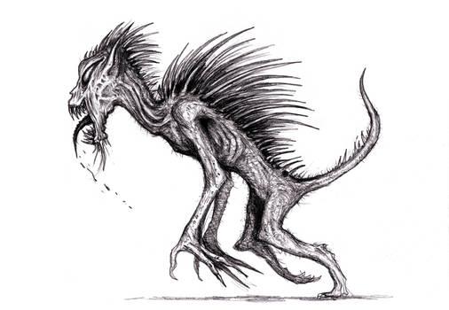Alien, Chupacabra