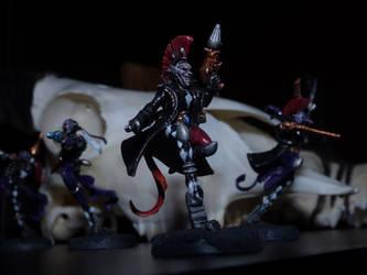 Warhammer 40K - Harlequin Troupe Master