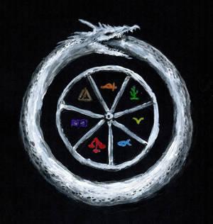 Uroboros Concept 5 (Spinwheel)