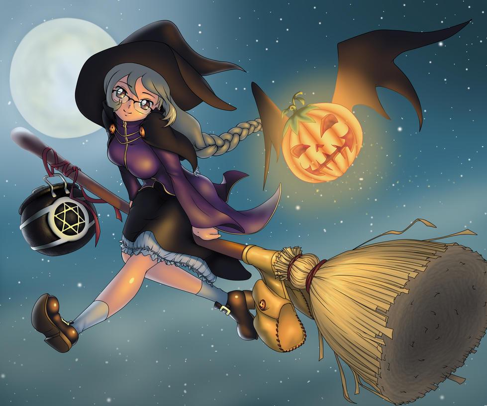 Halloween 2011 - Hana by Tio-Cao